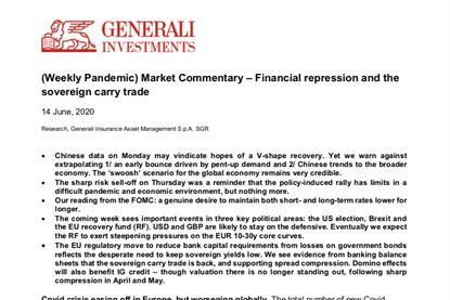 generali investments europe sgrho